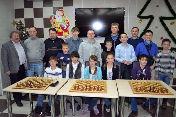 На Шахматной Планете прошел детский командный турнир
