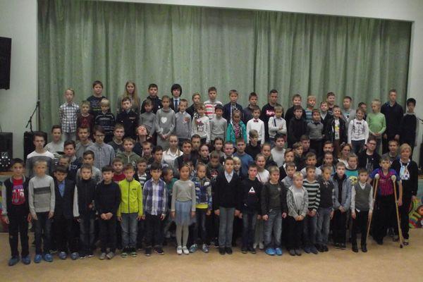 В Саранске прошел Кубок Каиссы – 2018
