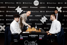 Winner of Moscow Grand Prix to Be Determined on Tie-break