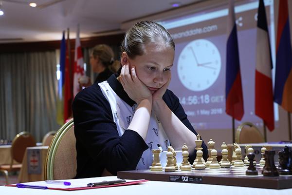 Valentina Gunina Wins In Batumi With Round To Spare