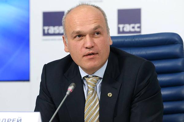 Андрей Филатов: Мы поддерживаем идею доиграть турнир претендентов в Екатеринбурге