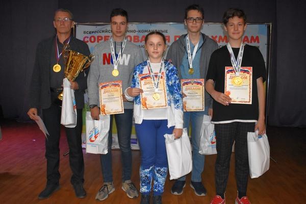 В Самарской области завершился всероссийский турнир сельских шахматистов