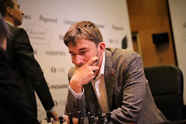 Ян Непомнящий вышел в полуфинал этапа Гран-при ФИДЕ в Иерусалиме