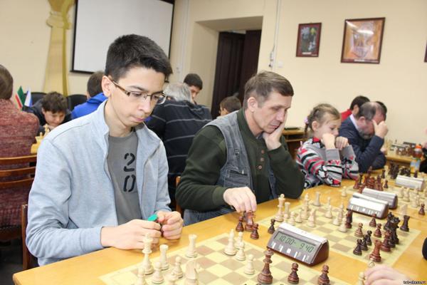 В Республике Татарстан продолжаются турниры на Кубок Федерации шахмат РТ