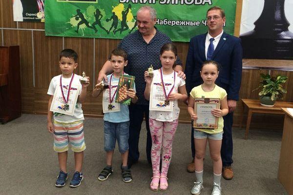 В Набережных Челнах провели турнир памяти Ильдуса Закирзянова