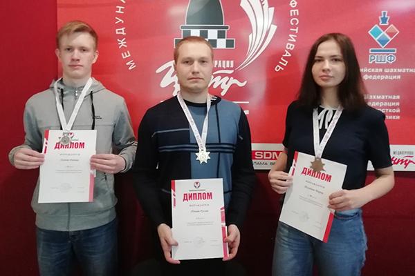 В Ижевске состоялся чемпионат Удмуртской Республики по рапиду