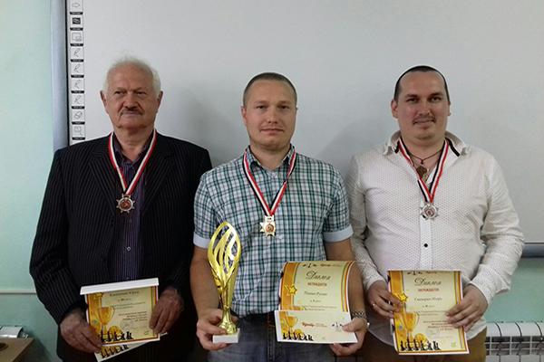 В Ижевске состоялся финал Кубка Удмуртской Республики по рапиду