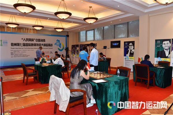 Трое преследуют Яна Непомнящего на турнире в Китае