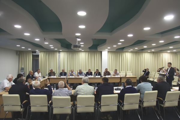 RCF Supervisory Board Meeting Takes Place in Sochi