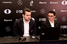 Ian Nepomniachtchi Keeps Leading FIDE Candidates Tournament