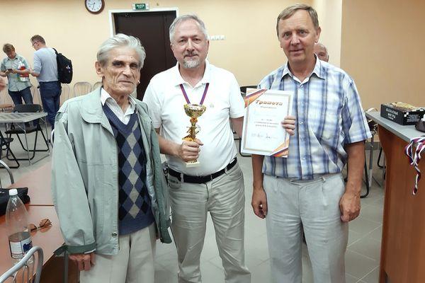 На родине Михаила Ботвинника прошел турнир в честь шестого чемпиона мира