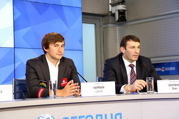 Сергей Карякин: Подготовка к турниру претендентов прошла замечательно