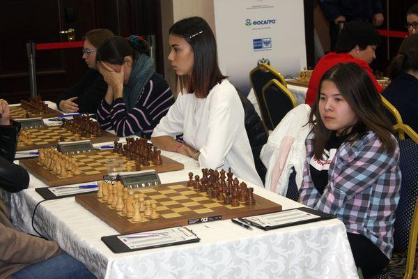 Зарина Шафигуллина и Лея Гарифуллина