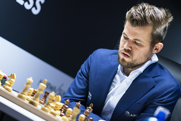 Фото: Леннарт Отес / Altibox Norway Chess