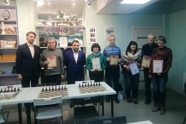 В Нижнем Новгороде завершился чемпионат области среди ветеранов