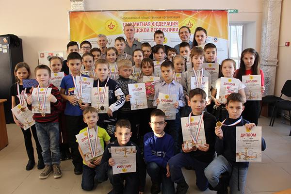 В Чебоксарах прошел VI этап Детского Кубка Федерации