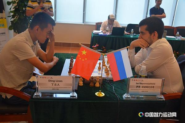 Ян Непомнящий стартовал с победы на супертурнире в Даньчжоу