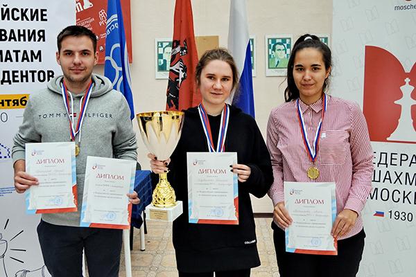 Команда УГГУ – победитель Всероссийских соревнований среди студентов