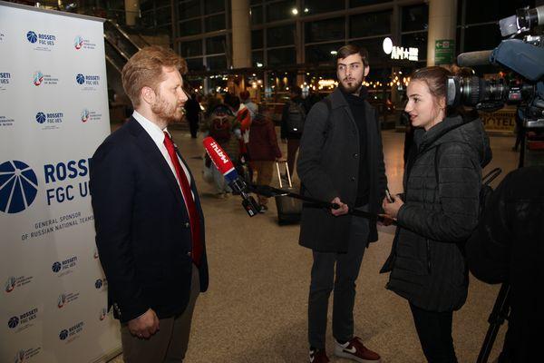 Президент ФИДЕ Аркадий Дворкович поздравил Федерацию шахмат России с двойной победой на чемпионате Европы