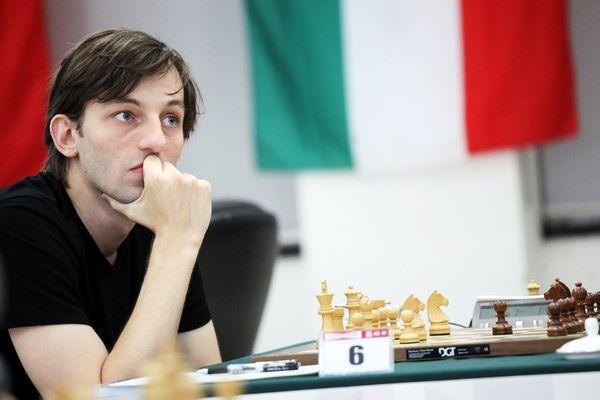 Александр Грищук вышел на второе место в Пекине