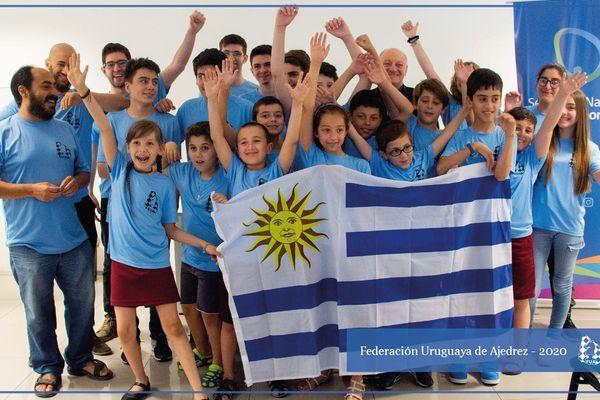 Школьники из Набережных Челнов сразились с командой Уругвая