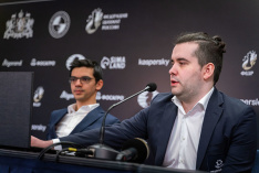 Ian Nepomniachtchi Becomes Sole Leader of FIDE Candidates Tournament