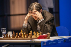 Nils Grandelius Maintains Leadership at Tata Steel Masters
