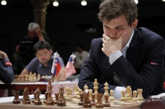 Magnus Carlsen Wins Chess Masters In Bilbao