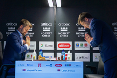 Altibox Norway Chess Completed in Stavanger