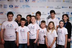Russian Schoolchildren Win Friendly Match against French Players
