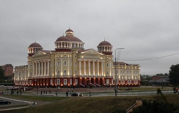 В Саранске прошел VI Финно-угорский межрегиональный детский турнир «Валдо Кече»