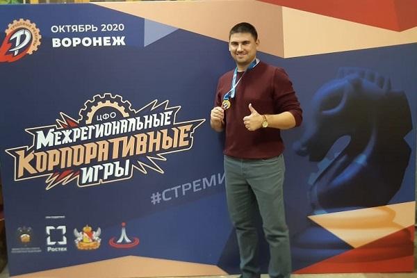 Корпоративные игры ЦФО провели в Воронеже