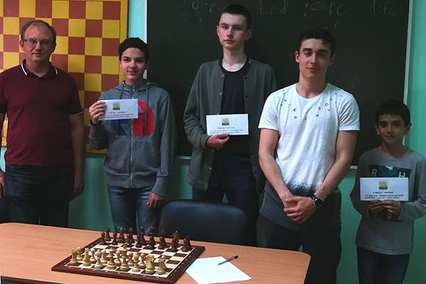 В Челябинске состоялись финальные турниры VI Кубка Гран-при по рапиду