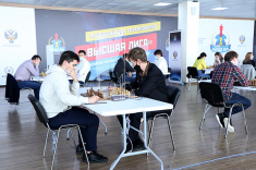 Maksim Chigaev and Mikhail Antipov Take Lead at Russian Championship Higher League