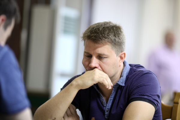 Alexander Motylev Is Russian Rapid Champion
