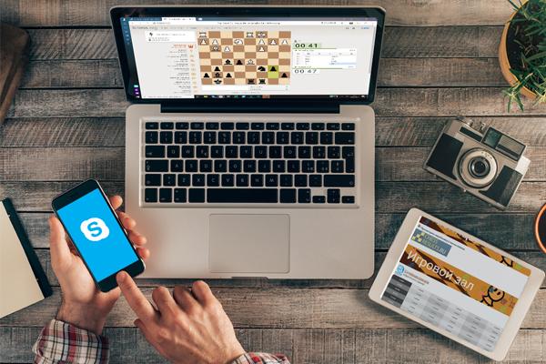 Педагогический шахматный Союз провел командный турнир
