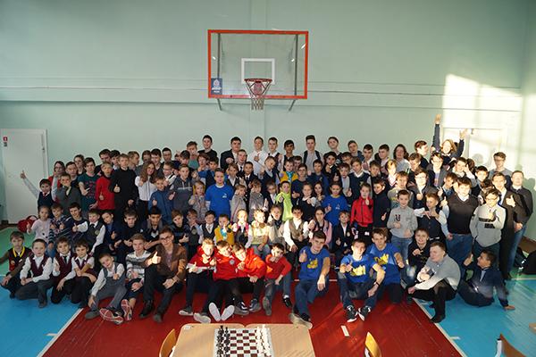В Перми прошел турнир среди команд образовательных учреждений