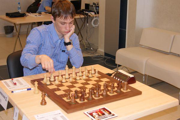 Даниил Линчевский выиграл рейтинговый турнир в Пардубице