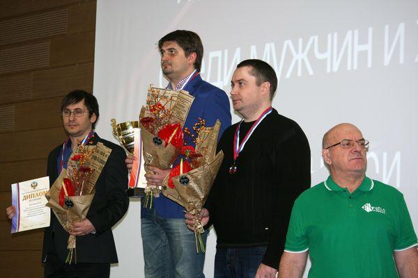 Павел Понкратов стал победителем финала Рапид Гран-при