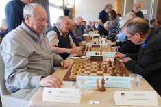 World Senior Team Championship Takes Place in Rhodes