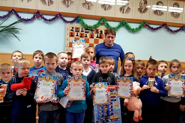 В Нижнем Новгороде прошел детский турнир «Снежинка»