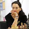 Alexandra Kosteniuk: I Switched to Chess Mode Very Quickly in Novosibirsk