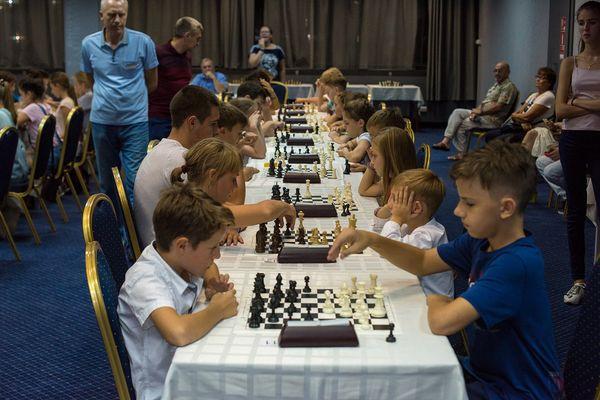 В Ялте состоялись пять шахматных турниров