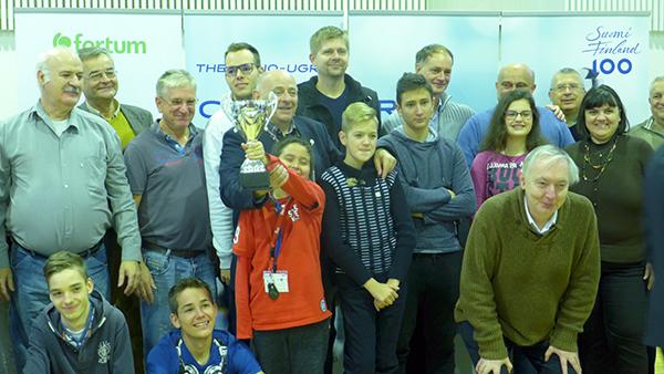 В Хейноле прошел финно-угорский турнир в честь 100-летия независимости Финляндии
