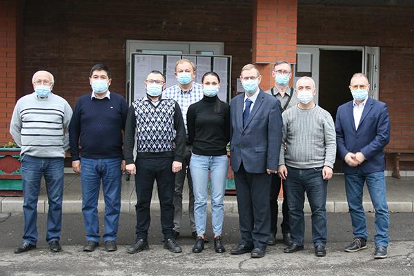 В Новокузнецком районе состоялся Всероссийский семинар судей