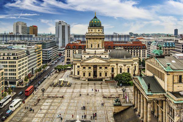 Берлин примет турнир претендентов 2018 года