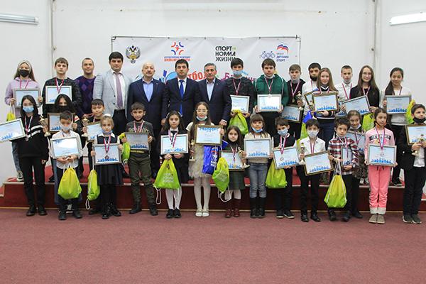 Подведены итоги детского онлайн Кубка Республики Дагестан по рапиду