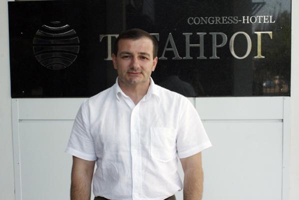Сергей Нестеров стал и.о. президента Федерации шахмат Московской области