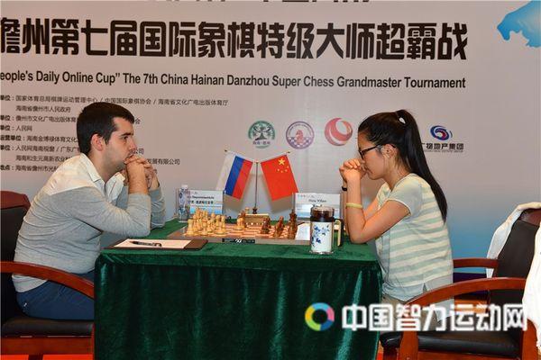 Ян Непомнящий неудержим на турнире в Даньчжоу