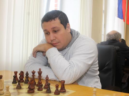 Азат Шарафиев стал победителем Новогоднего блица на призы шахматной федерации Татарстана